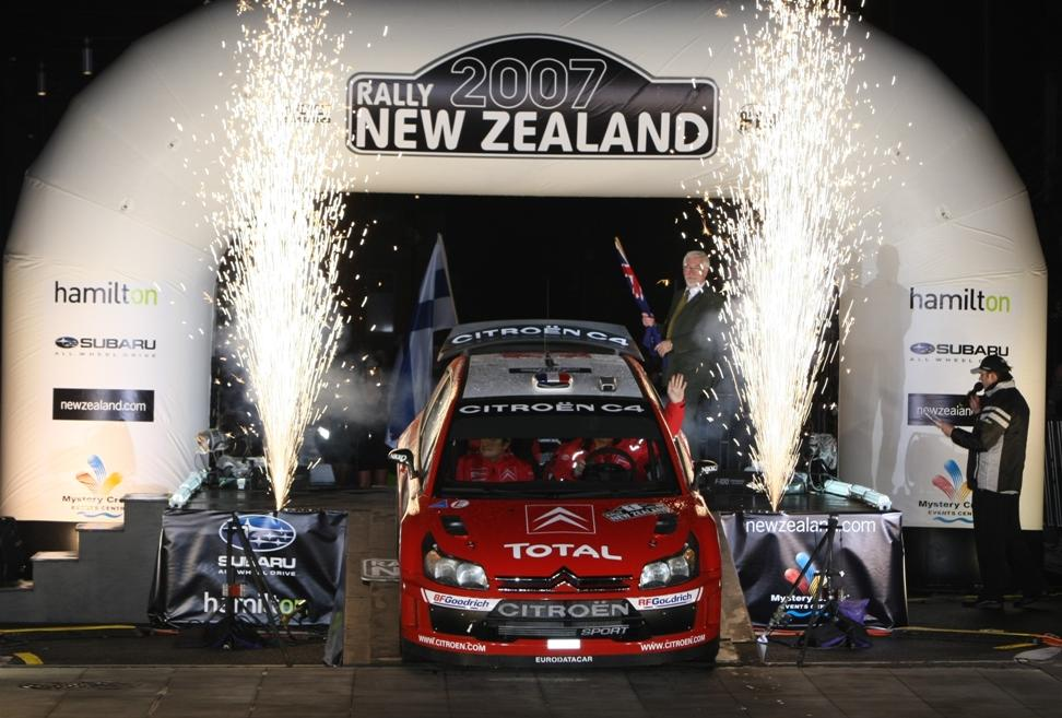 WRC drivers line up for Repco Rally New Zealand | Scoop News