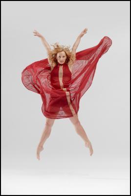 <I>NZSD student Jessica Jefferies - New Zealand School of Dance Graduation Season</I>