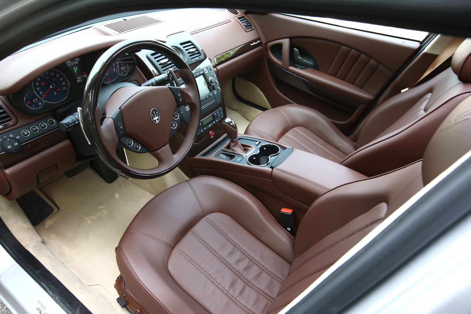 New Maserati Quattroporte Makes Its World Debut Scoop News