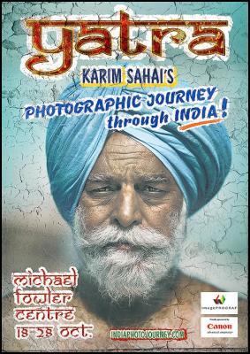 Yatra, A Photographic Journey Through India