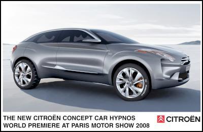 Citroen's Hypnos concept car