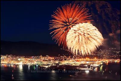 fireworks, wellington nz - karim sahai, http://www.karimsahai.com