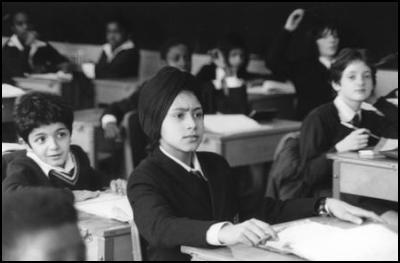 : Darcy Lange Ladywood Comprehensive School, Birmingham 1976.