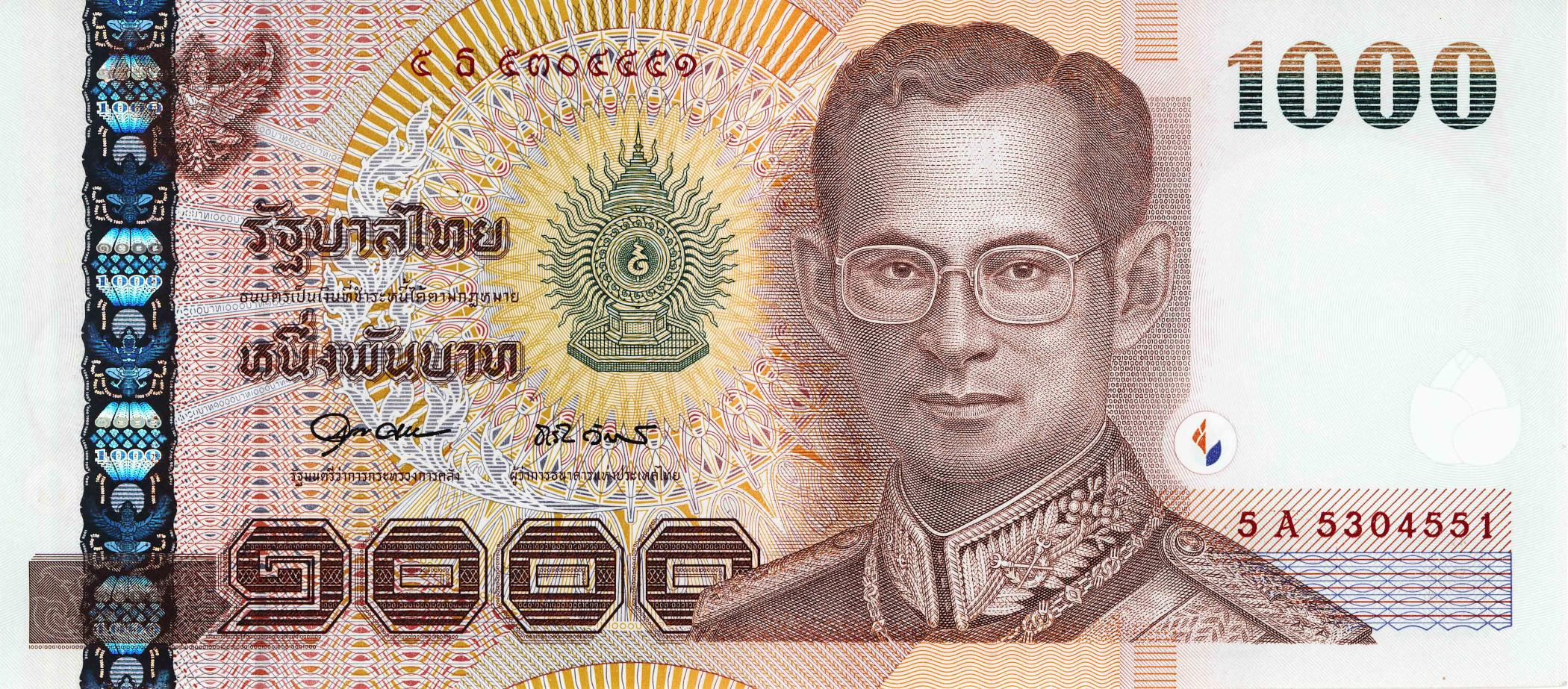Counterfeit Money Is A Genuine Worry For Thailand
