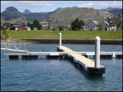 Mariteq Marine System, Pauanui Waterways, New Zealand