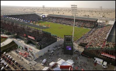 Emirates Dubai Sevens Stadium