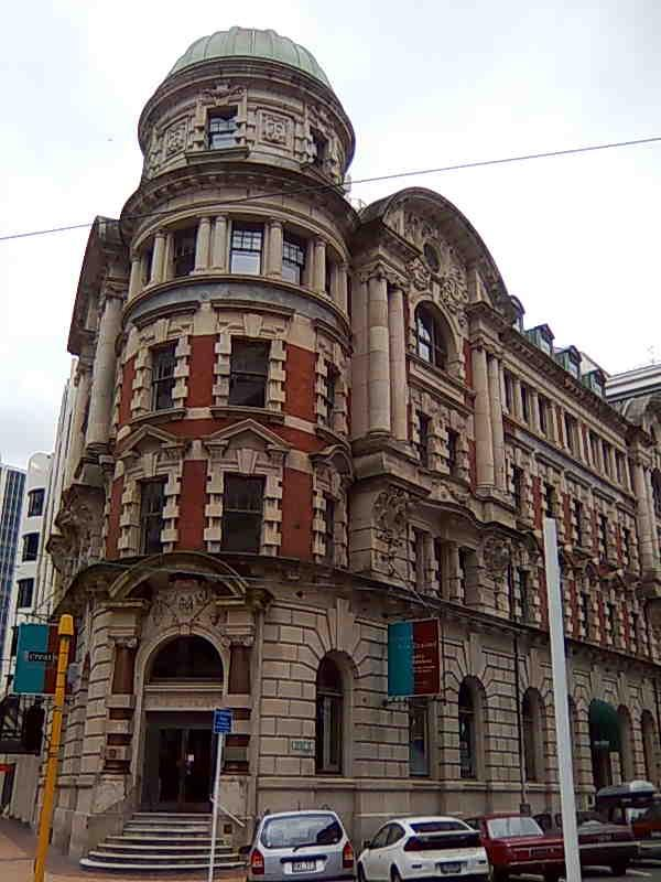 How Wellington S Buildings Tell Our Story Scoop News