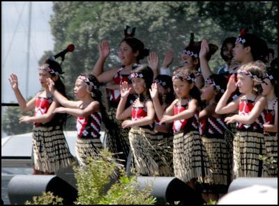 kapa haka, maori, waitangi day celebrations, waitangi park