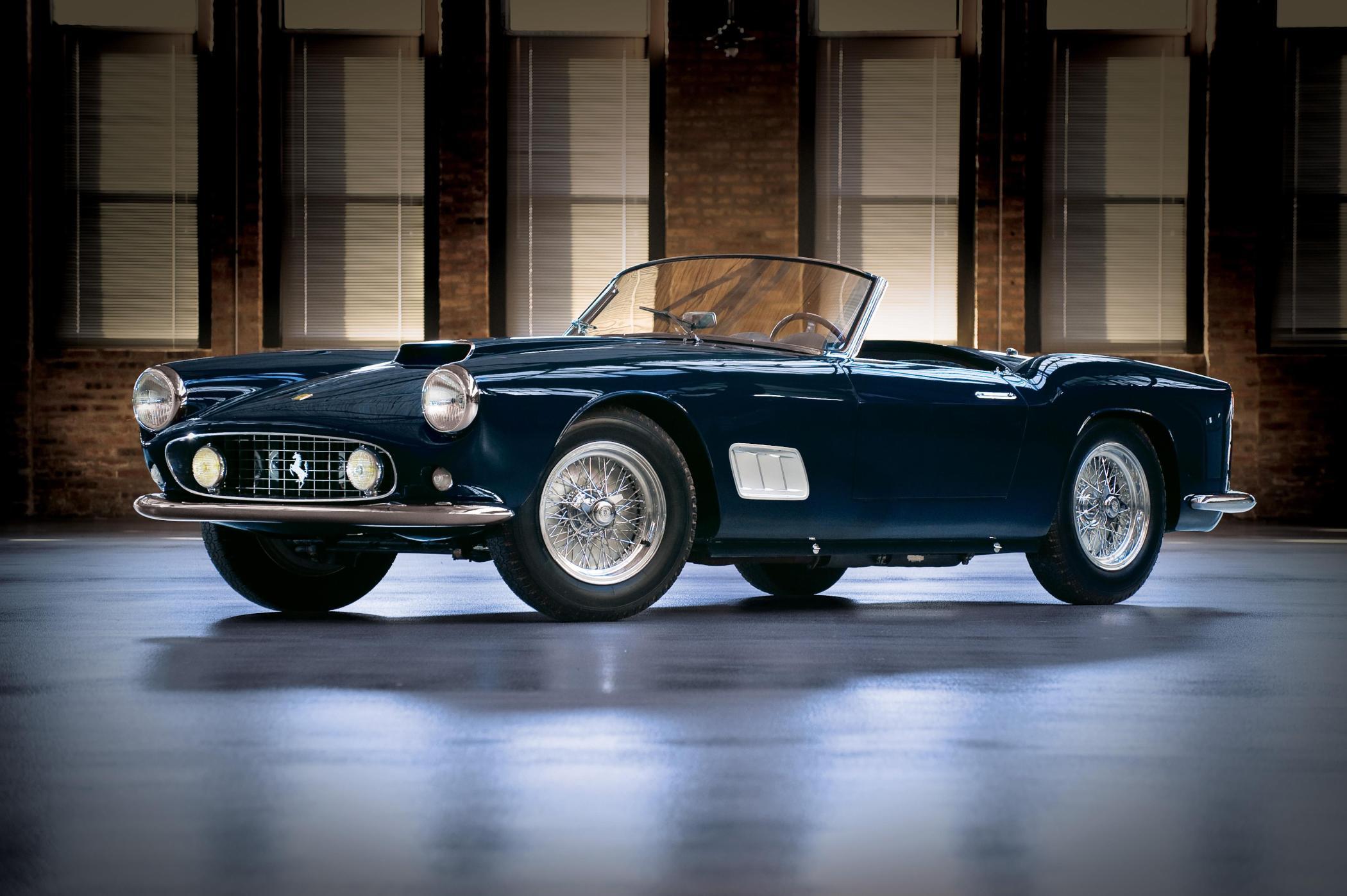 Rare Ferrari in California | Scoop News