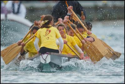 2009 NZCT Wellington Dragon Boat Festival - Photograph by Karim Sahai karimsahai.com