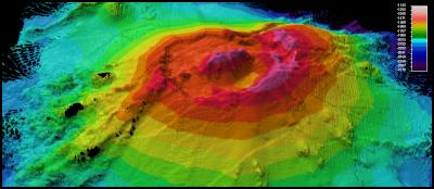 Evidence Of Recent Undersea Eruption Off NZ Coast | Scoop News