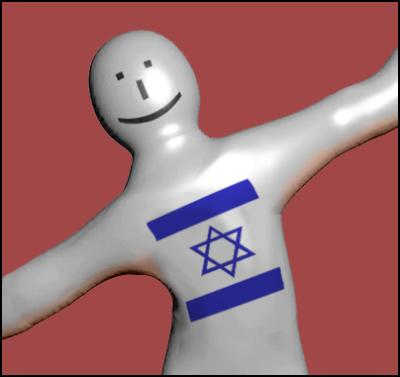 israeli election man