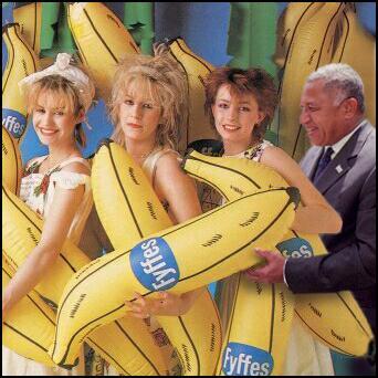 bainimarama, bananarama
