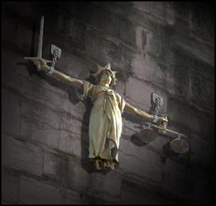 justice a prisoner