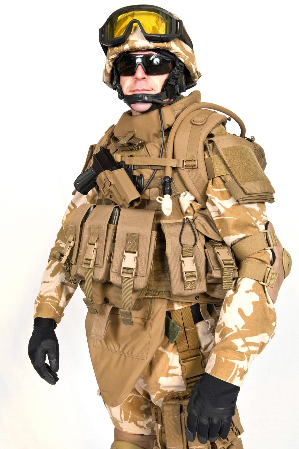 New Combat Kit For NZ Soldiers | Scoop News