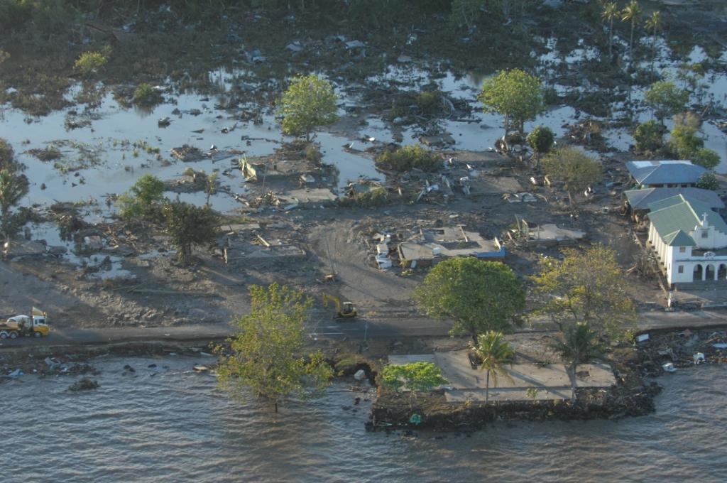 Killer tsunami – UNSW spearheads research in Samoa - UNSW Science ...