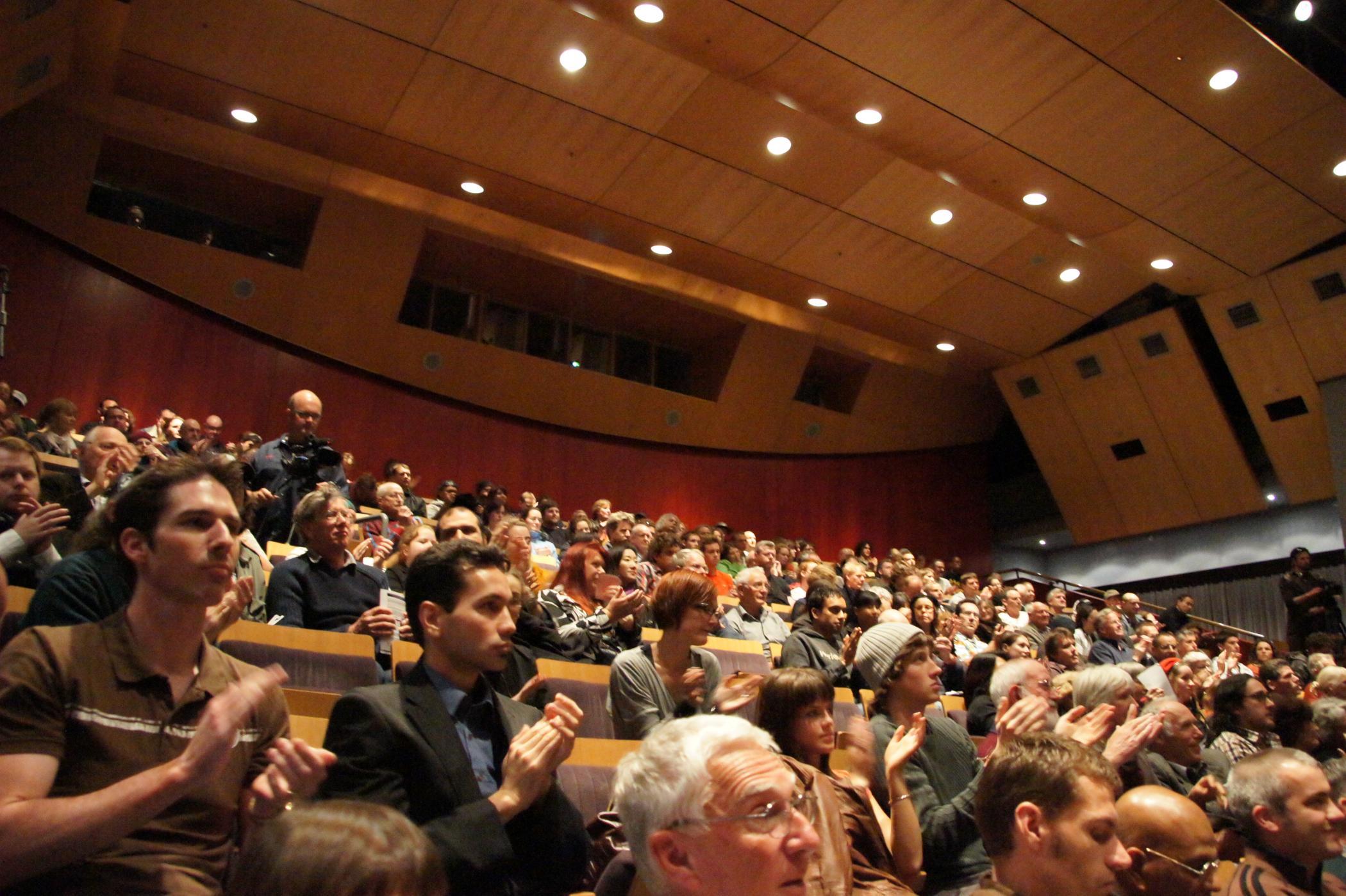 Wellington Audience