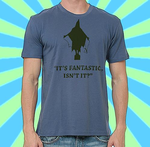 it's fantastic isn't it police minister quote tee tshirt