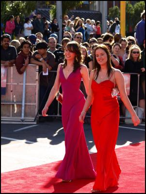 Scoop.co.nz image: The Lovely Bones Wellington Premiere Red Carpet - More Folk On The Carpet