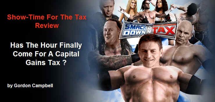 Tax Showdown