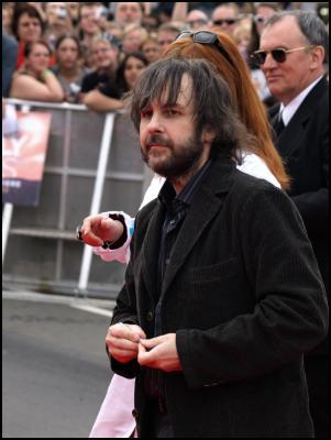 Scoop.co.nz image: The Lovely Bones Wellington Premiere Red Carpet - Peter Jackson … Director