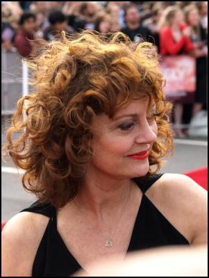 Scoop.co.nz image: The Lovely Bones Wellington Premiere Red Carpet - Susan Sarandon ...  Grandma Lynn