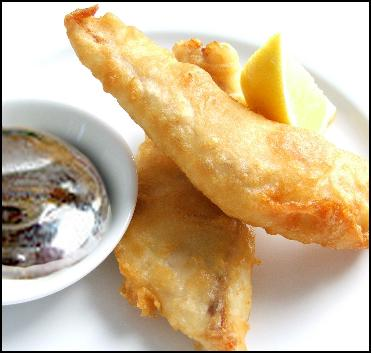 mercury fish and