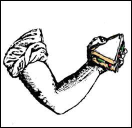 Union, sandwich