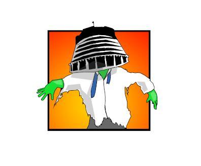 Auckland Super city logos: zombie beehive