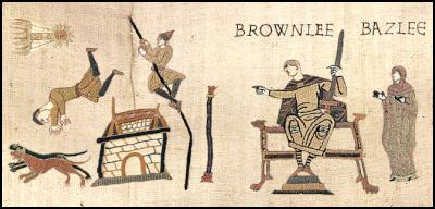 bayeux tapestry, Historic Tale Construction Kit, Gerry brownlee, henry XVIII, Canterbury earthquake law, dictator, Margaret Bazley