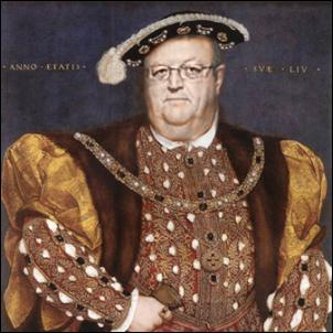 gerry brownlee, holbein, henry viii, christchurch earthquake