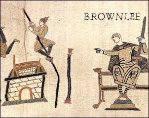 canterbury tale, brownlee
