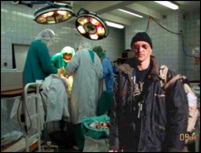 9/11 tourist guy, health, operating theatre, medical tourism, superbug