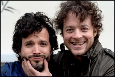 Bret Mckenzie And Hamish Blake to Star in Two Little Boys