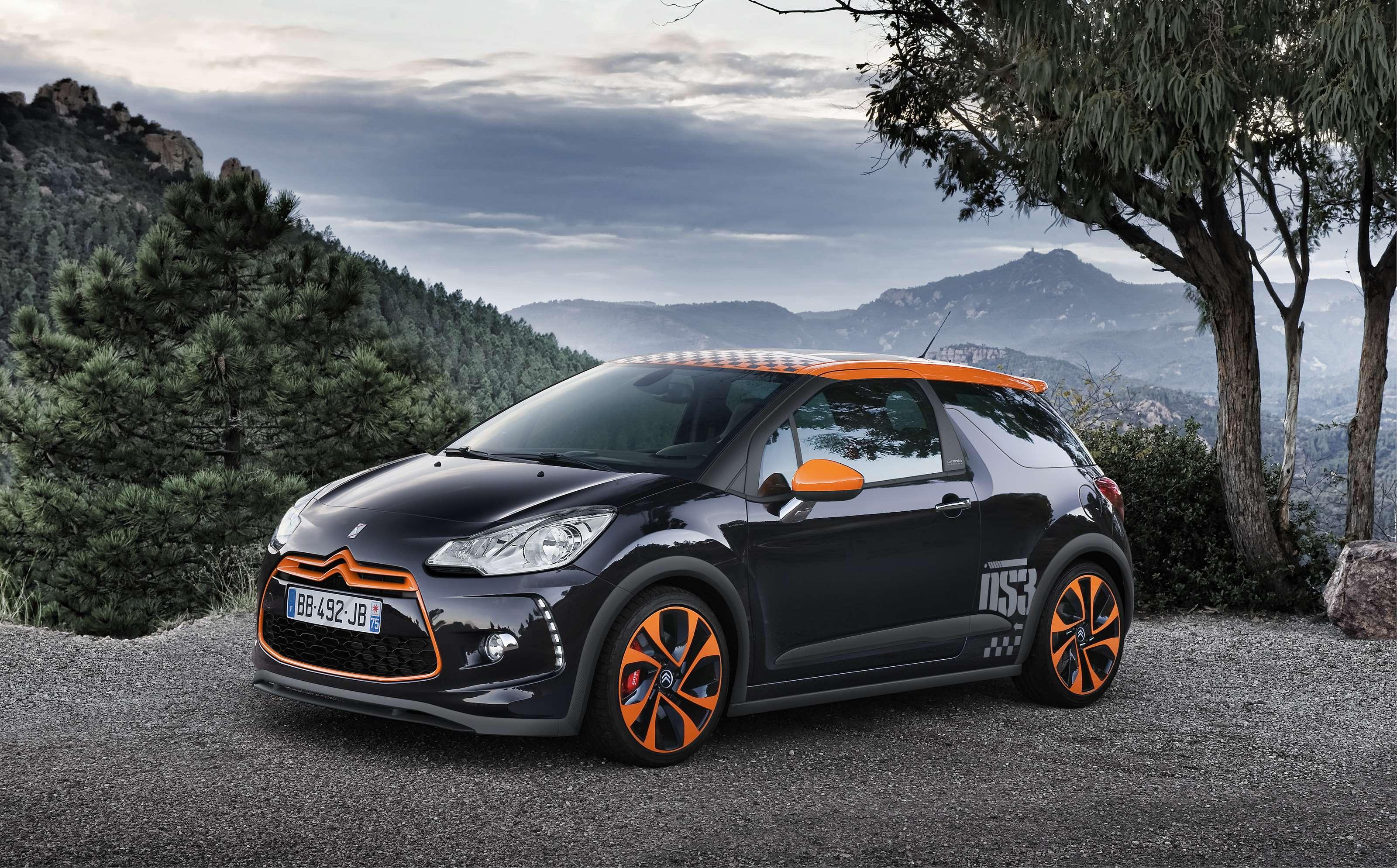 citroen ds3 racing launched scoop news. Black Bedroom Furniture Sets. Home Design Ideas