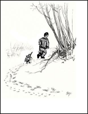 winnie the pooh, following tracks, heffalump, lost, economy, john key, kiwi