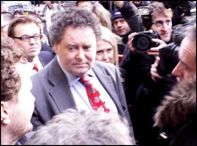 Julian Assange's lawyer Mark Stephens