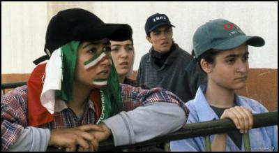 Jafar Panahi's film Offside