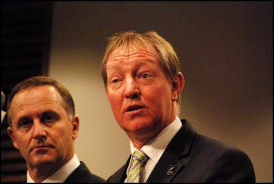 John Key, Nick Smith