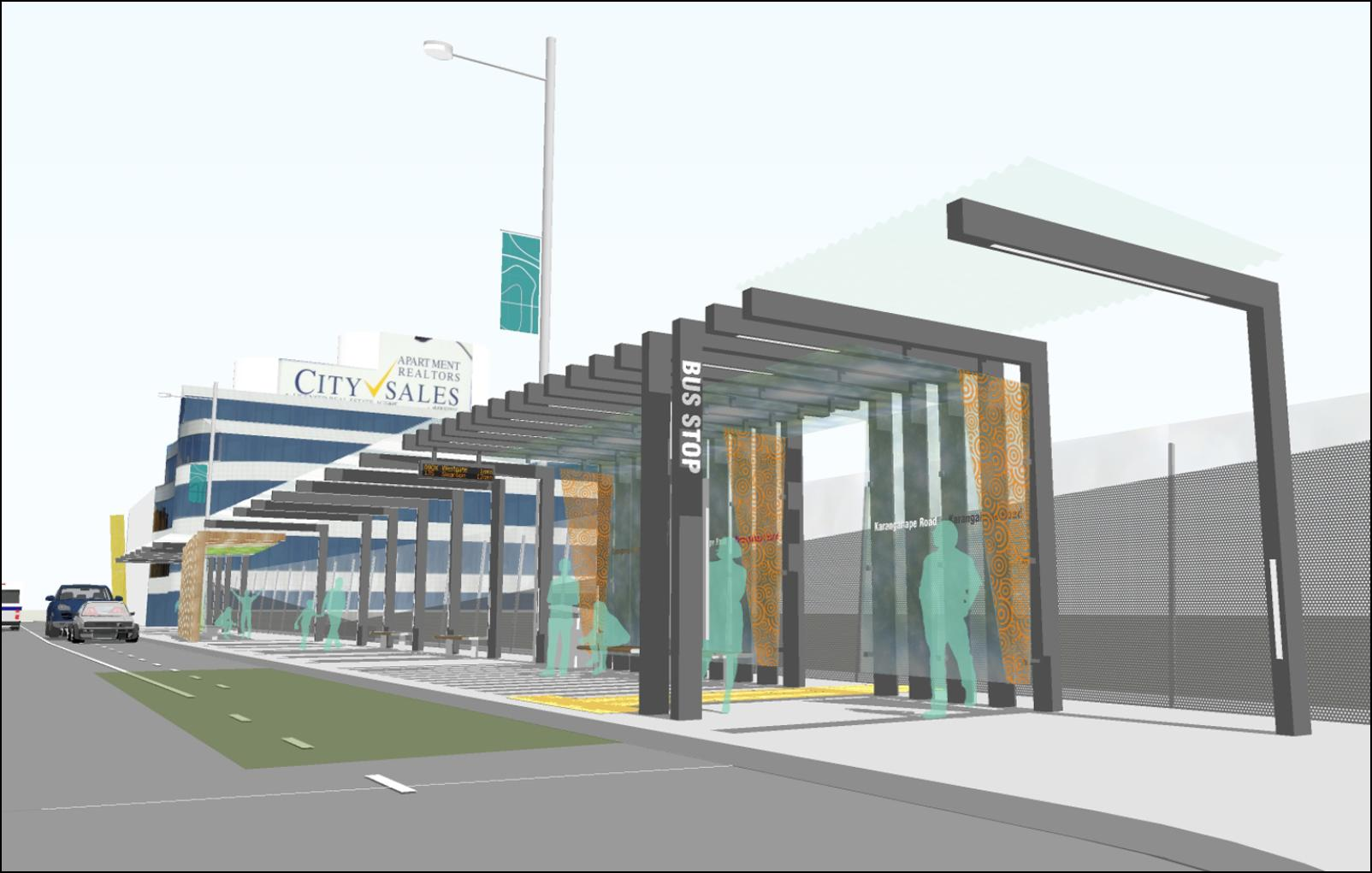 Bus Stop Shelter Plans : The gallery for gt bus shelter design