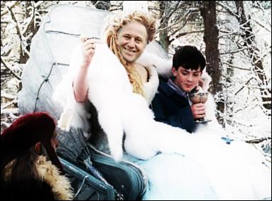 lyndon hood - john key, narnia, youth