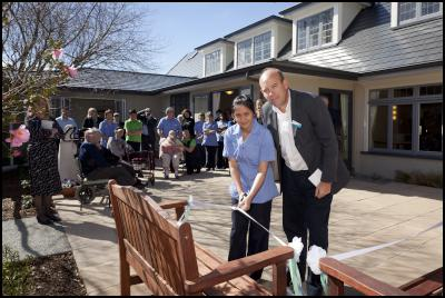Special Gardens For Residents And Staff Of Bupa Care Homes