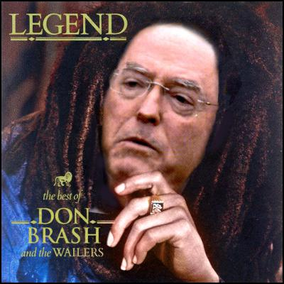 Don Brash, Bob Marley, Marijuana