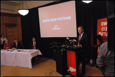 phil goff, labour