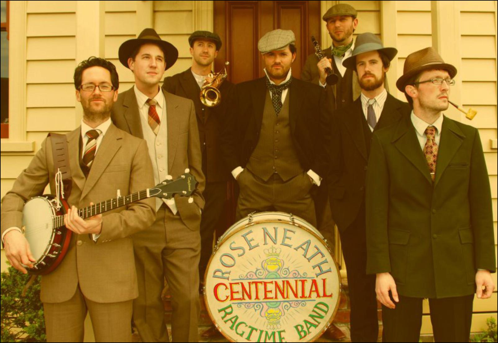 Wellington.scoop.co.nz » Garden Club: Roseneath Centennial Ragtime Band