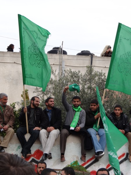 hamas essay Hamas is a militant anti-¬peace process organization bent on israel's total destruction and the establishment of a palestinian state, an islamic theocracy, in.