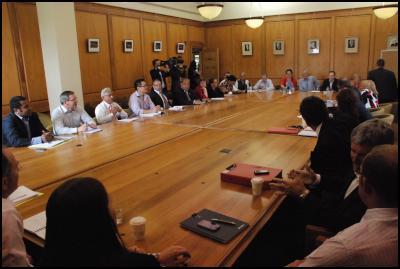 labour caucus