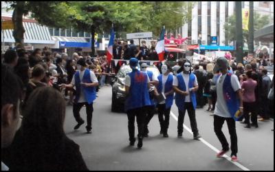 wellington hertz sevens 2012, sevens parade, costumes