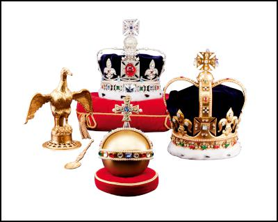Crown Jewels / Kronjuwelen