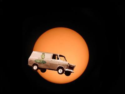 Apple Pie Design: Transit of Venus